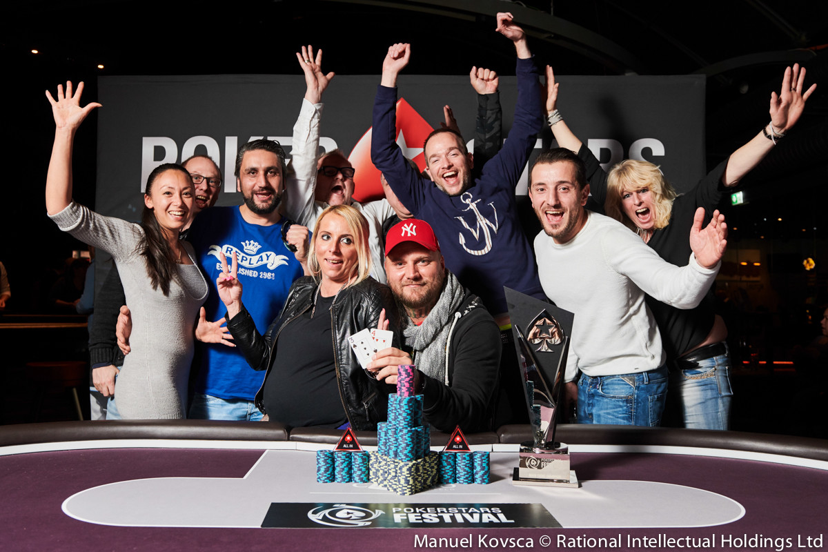 Ulrich Pauls Wins PokerStars Festival Hamburg €1,100 Main Event