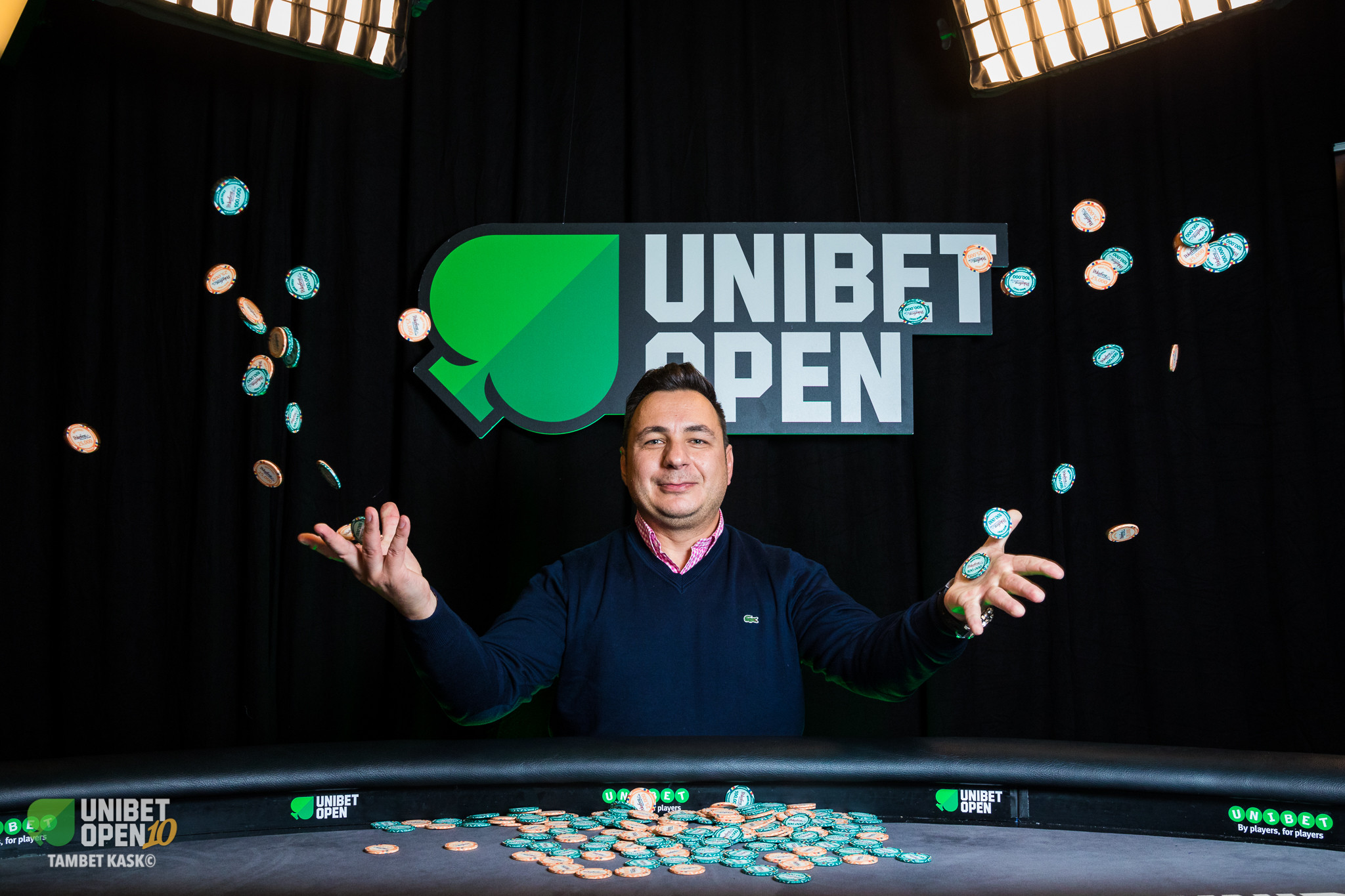 Marius Pertea wins the 2017 Unibet Open Bucharest Main Event