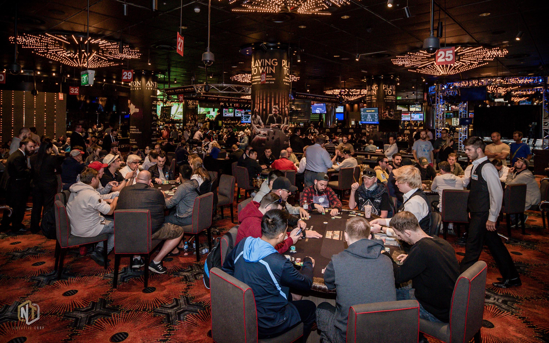 Crown Casino Melbourne Poker