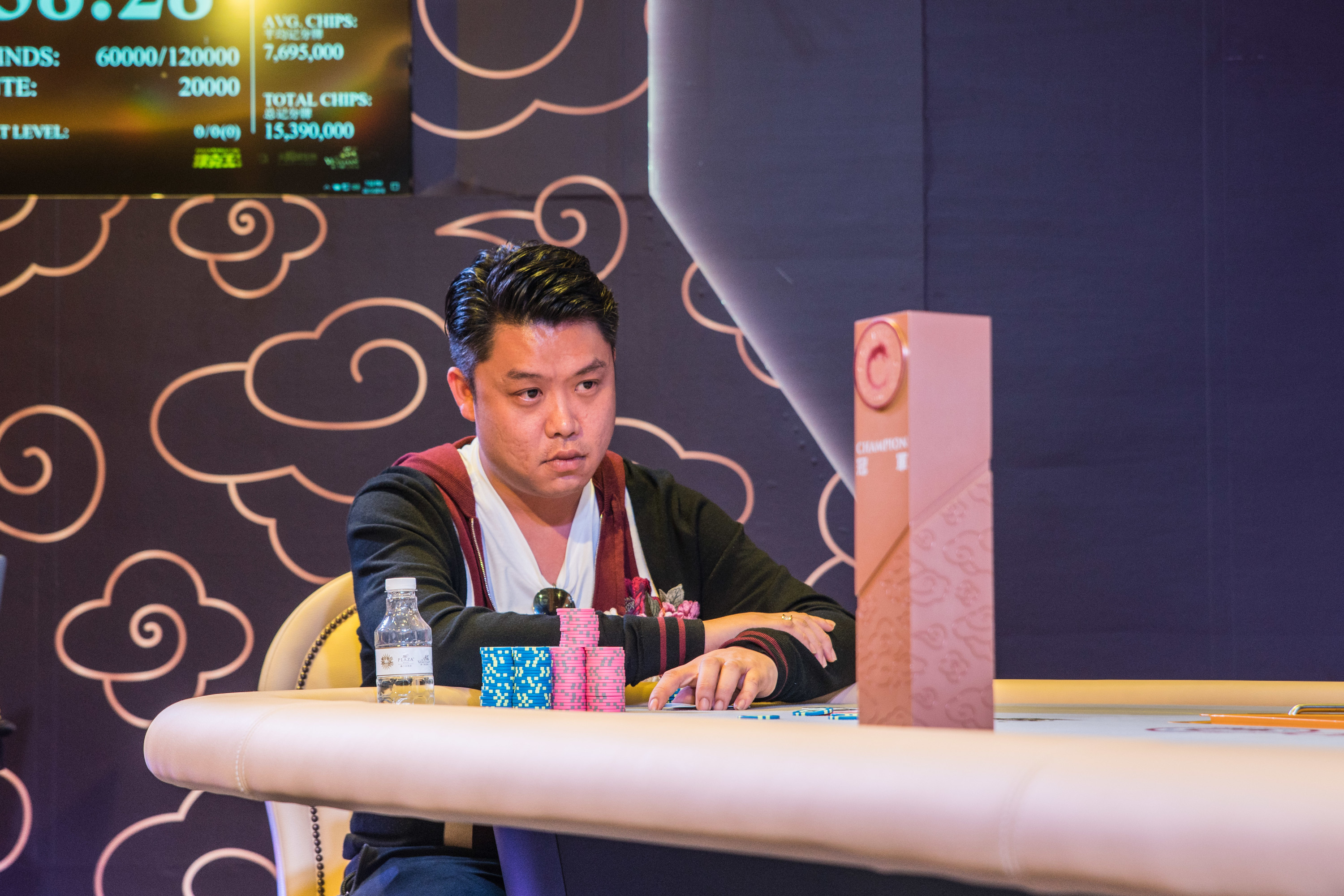 Ivan Leow heads-up for the OPC title