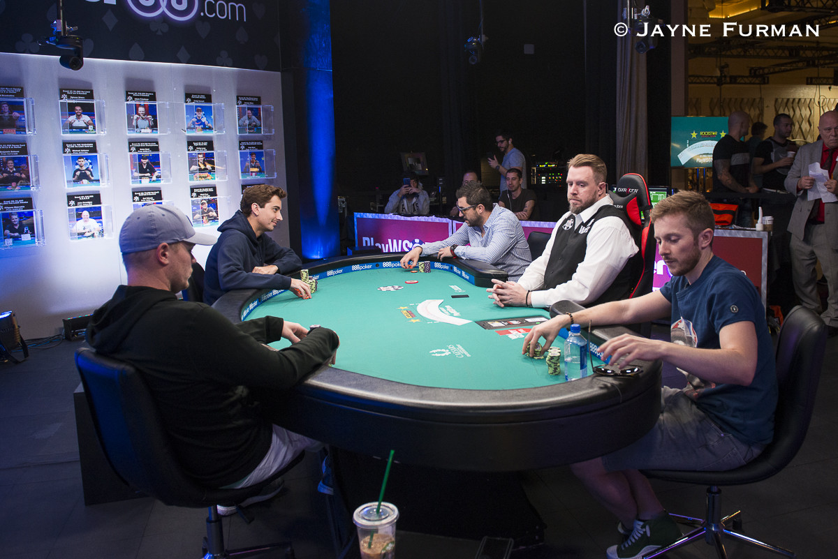 Final 4 Event #54: Big Blind Antes $3,000 No-Limit Hold'em