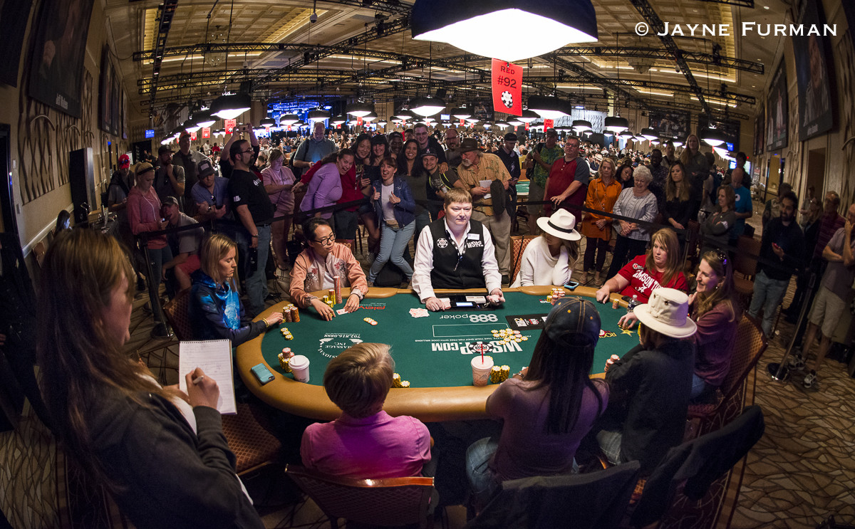 Final Table & Rail