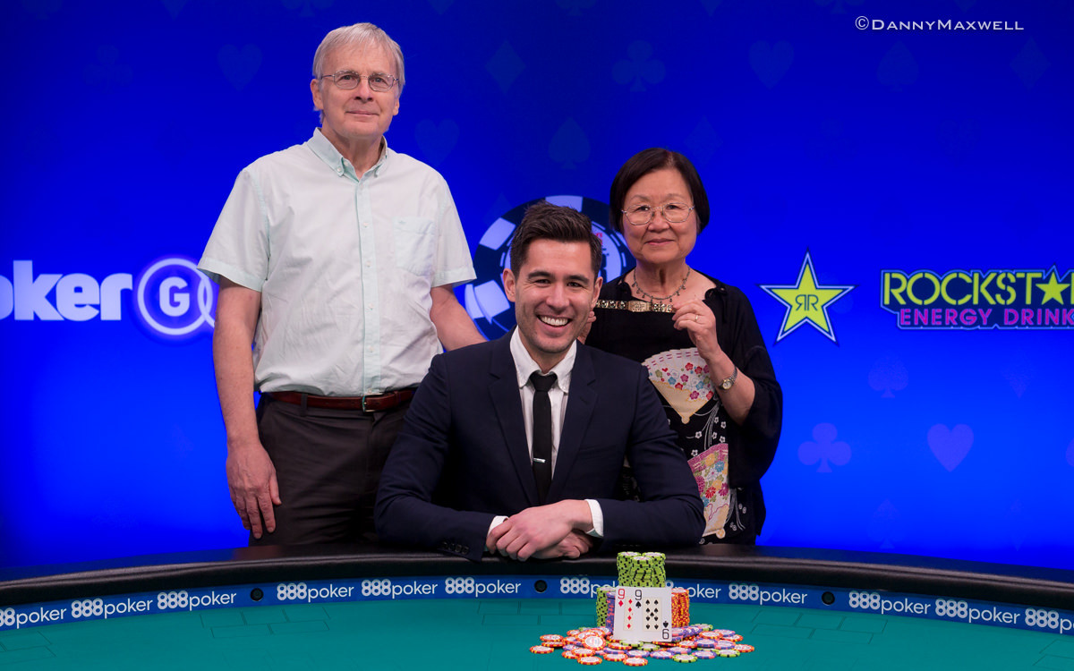 Galen Hall - 2018 WSOP $888 Crazy Eights No-Limit Hold'em 8-Handed - $888,888 Gu