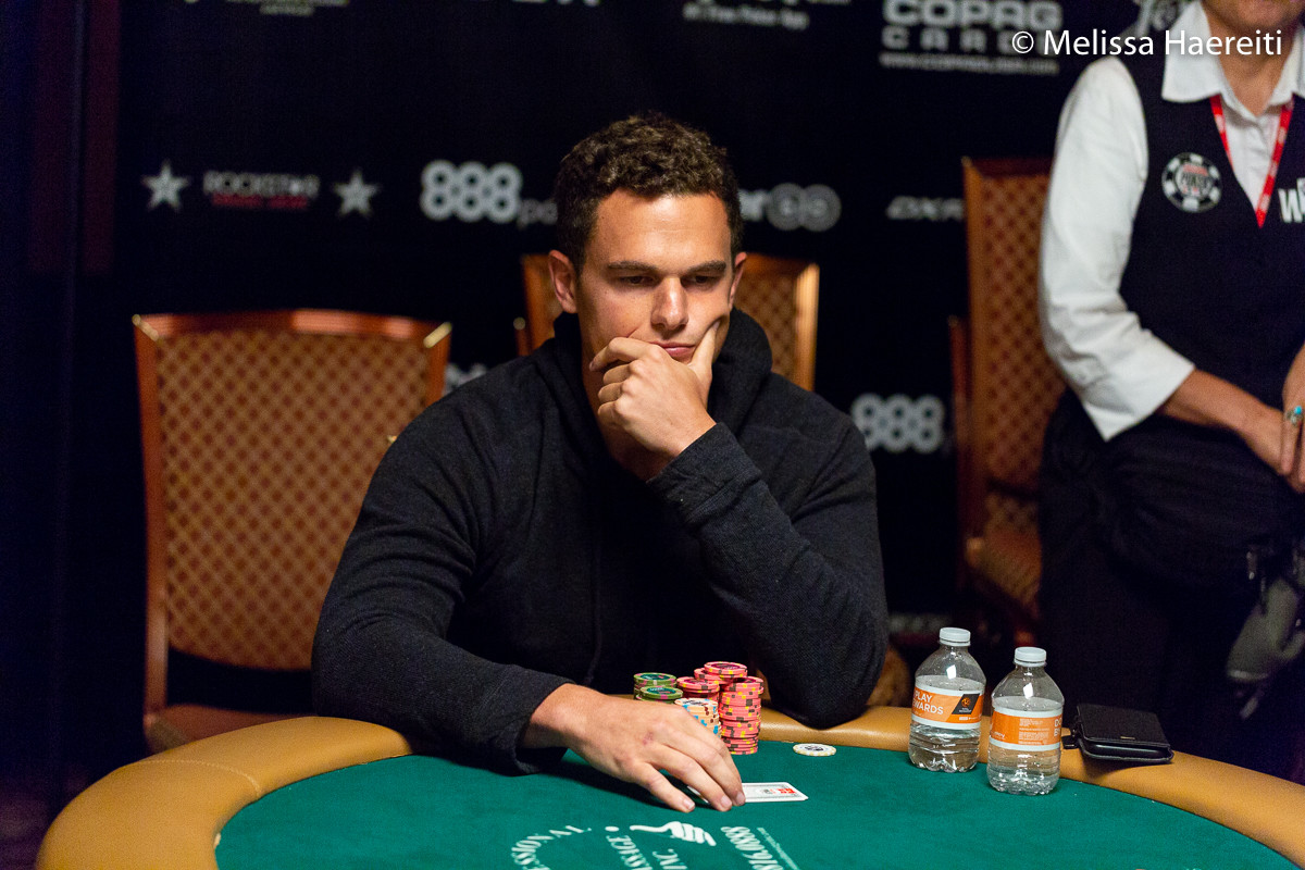 Runner-up, Matt O'Donnell, denied his second WSOP bracelet