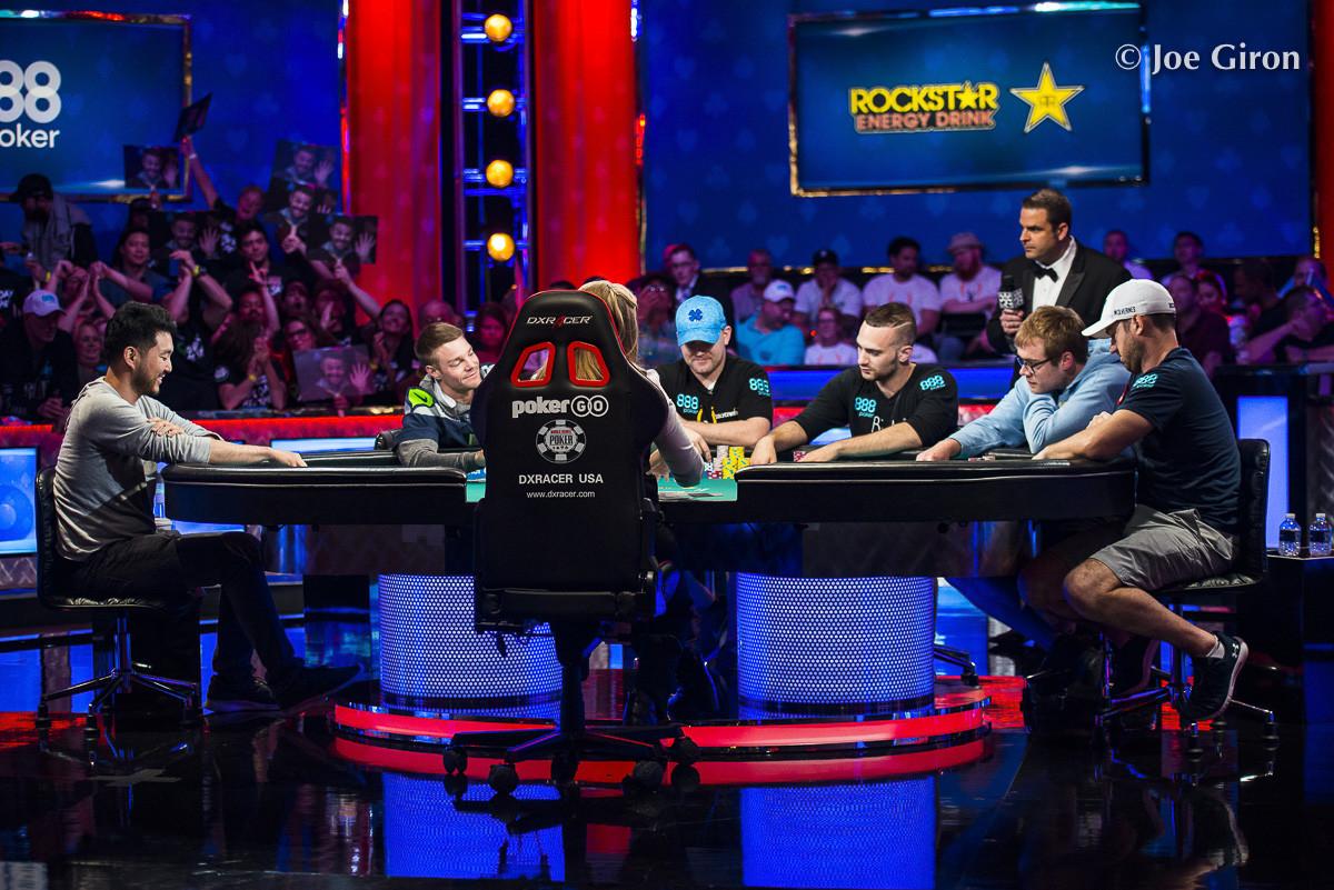 Final Six Players