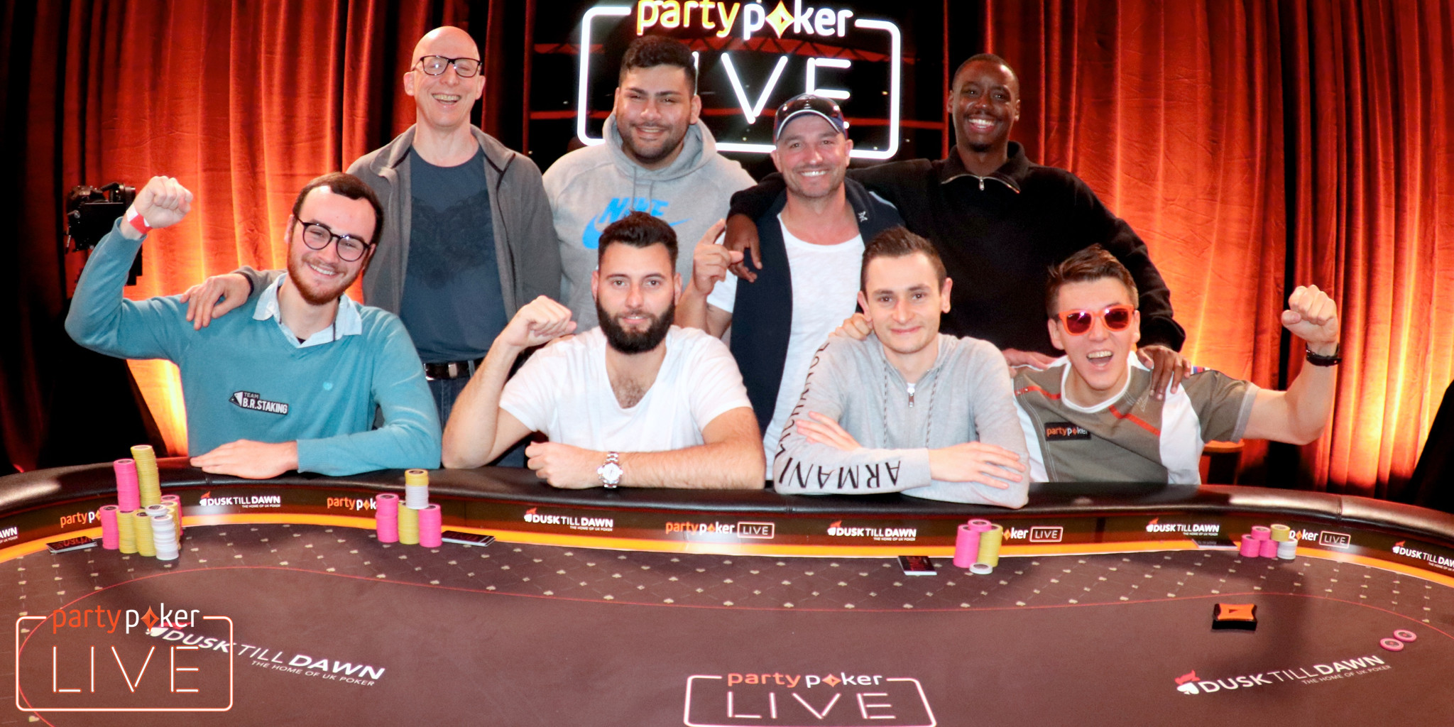 Open Final Table