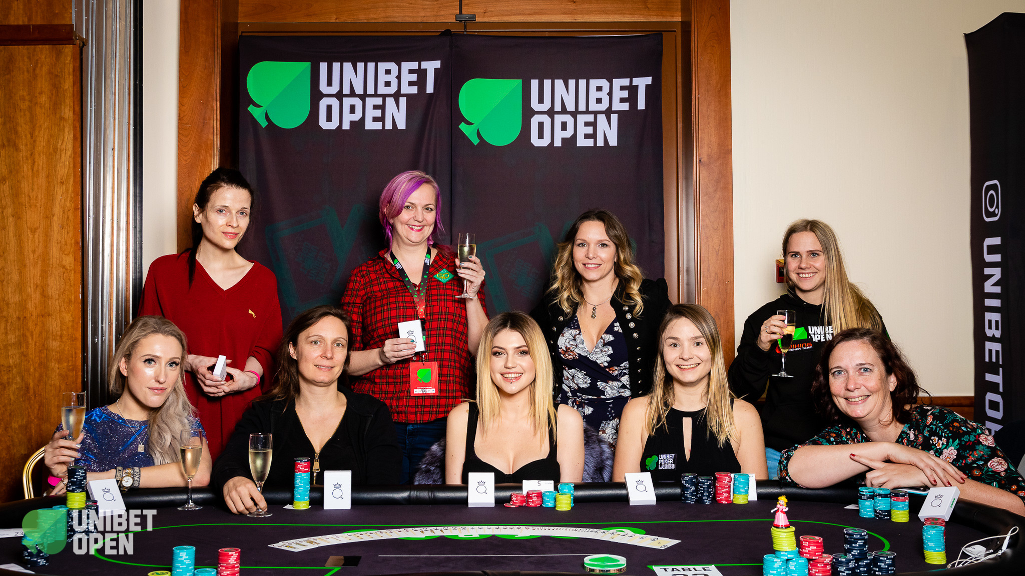 Queen Rules Dublin Final Table