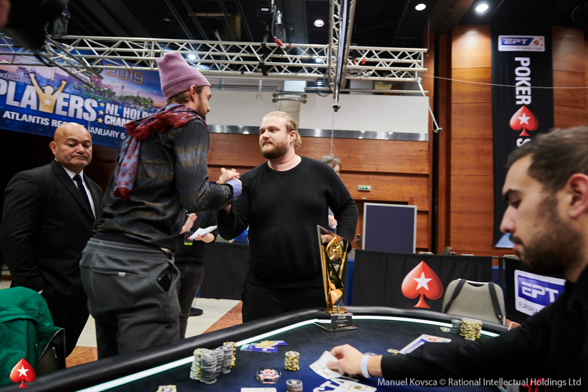 Hecklen Clinches Victory over Schemion