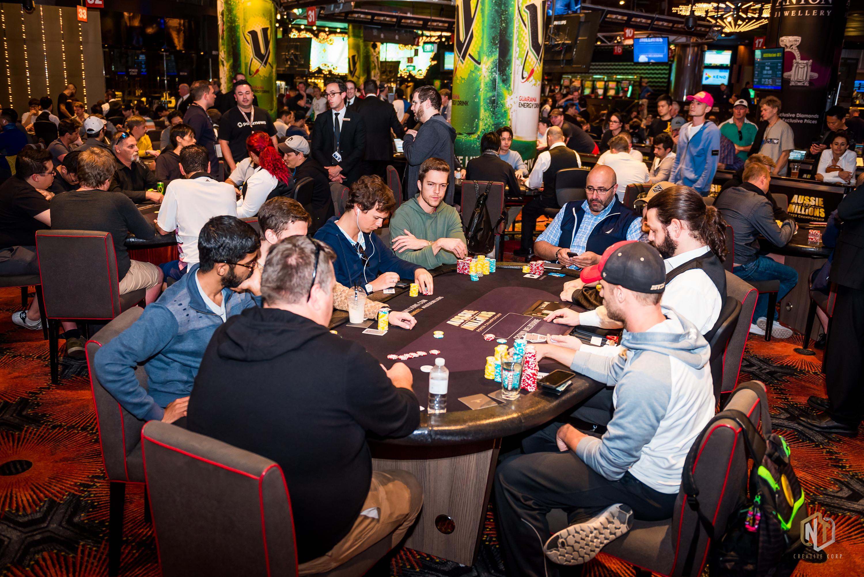 AU$10,600 Main Event Day 3 | 2019 Aussie Millions | PokerNews