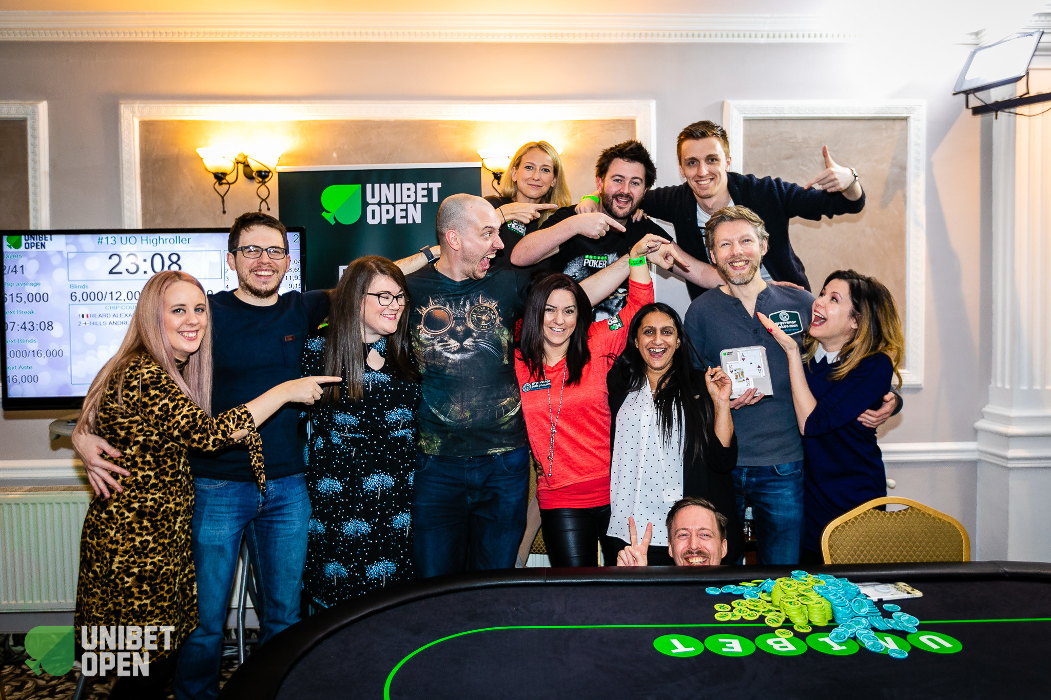 Andy Hills Wins the €2,200 High Roller