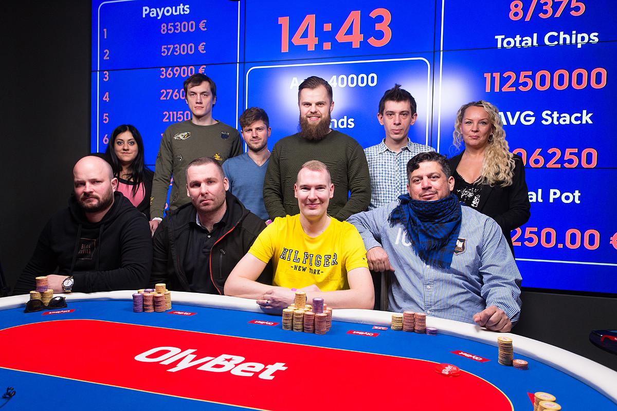 Kings of Tallinn Final Table
