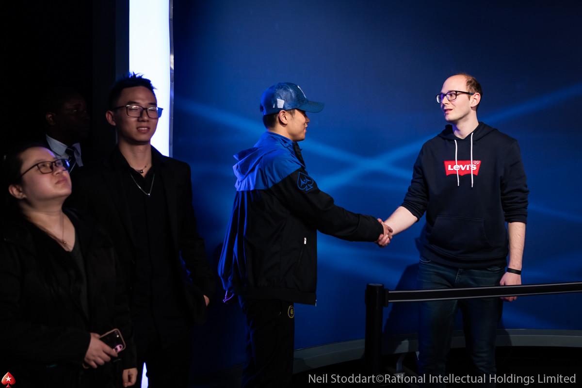 Wei Huang and Viktor Katzenberger