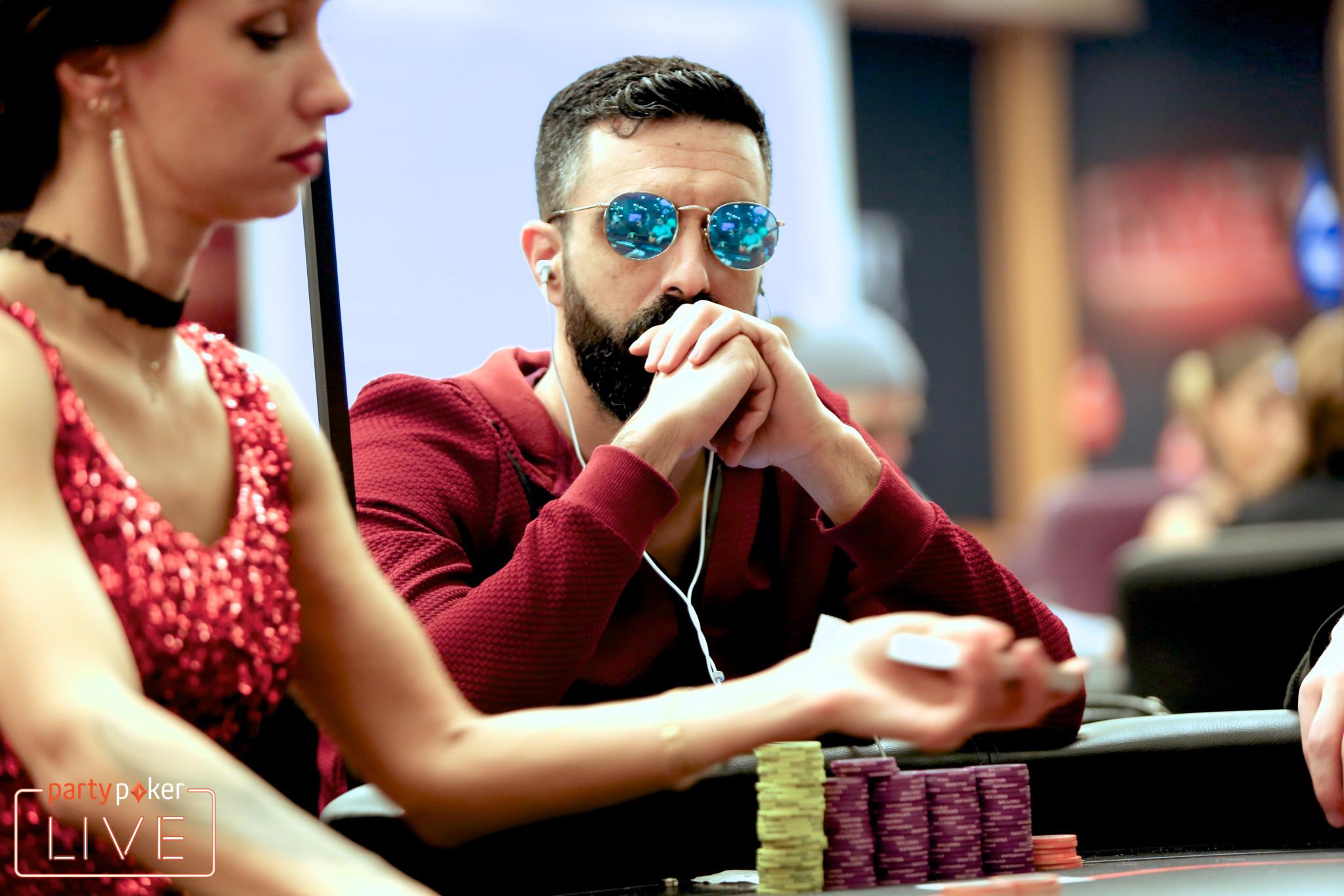 Andreas Christoforou Wins The 2019 Merit Poker Classic Main Event For 565 157 Poslednie Pokernye Novosti Partypoker Live