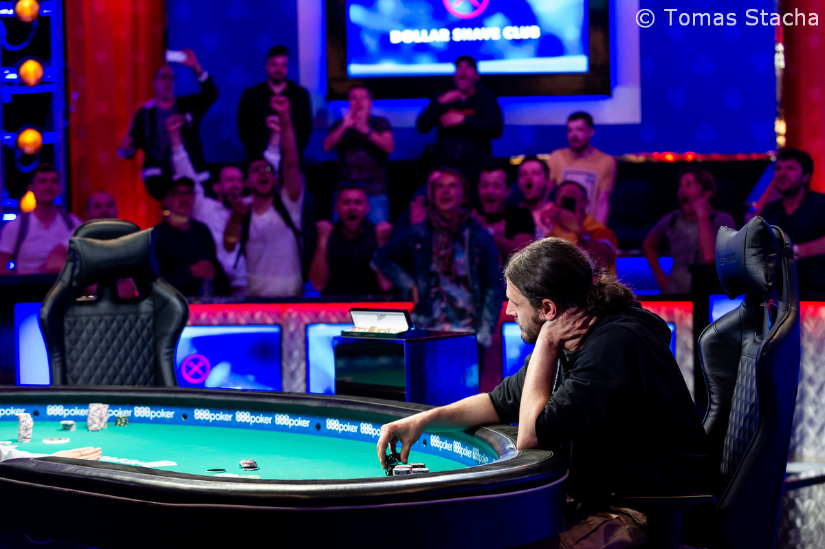 Jared Koppel all in for the last time