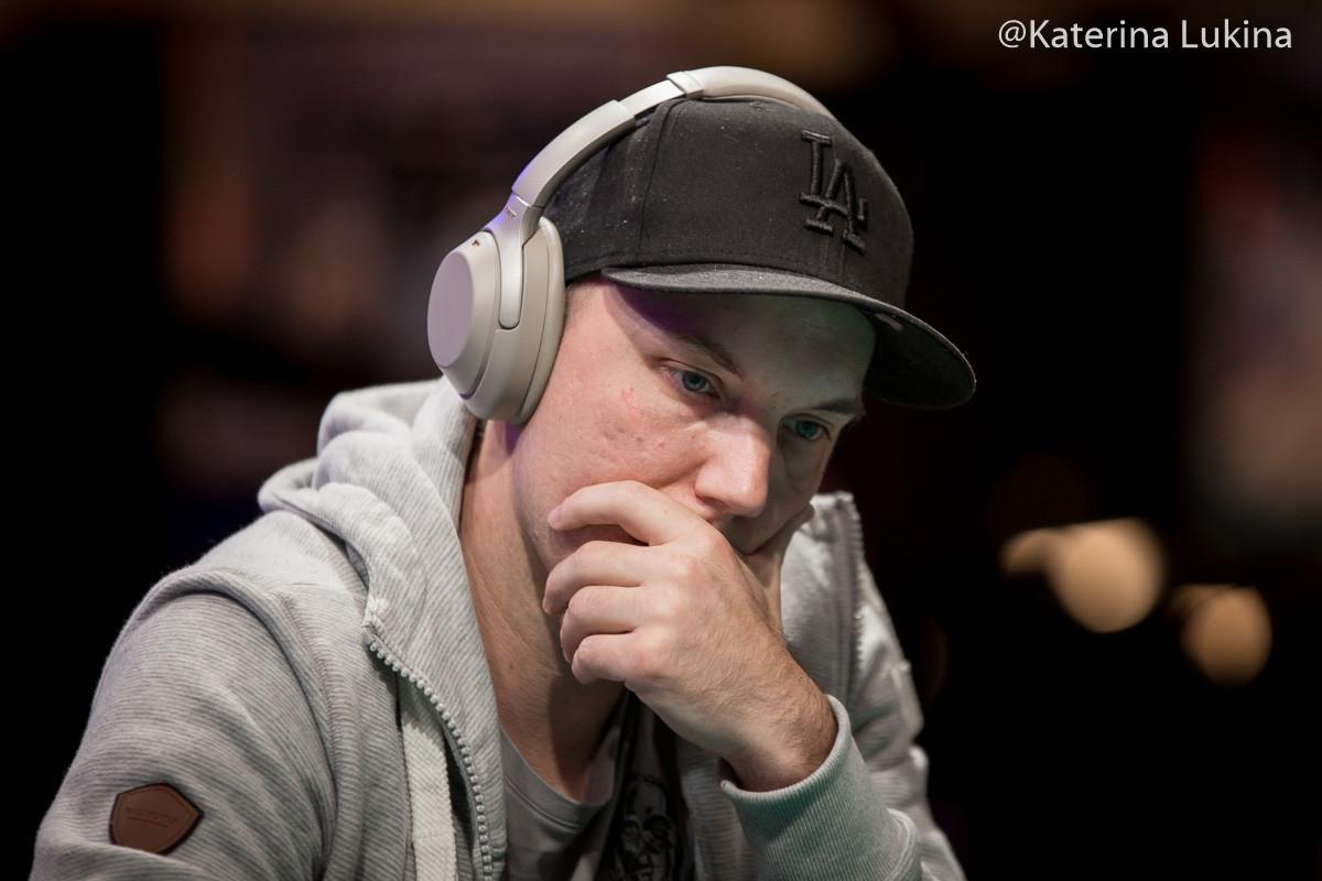 Steffen Logen, 3rd place for $245,606