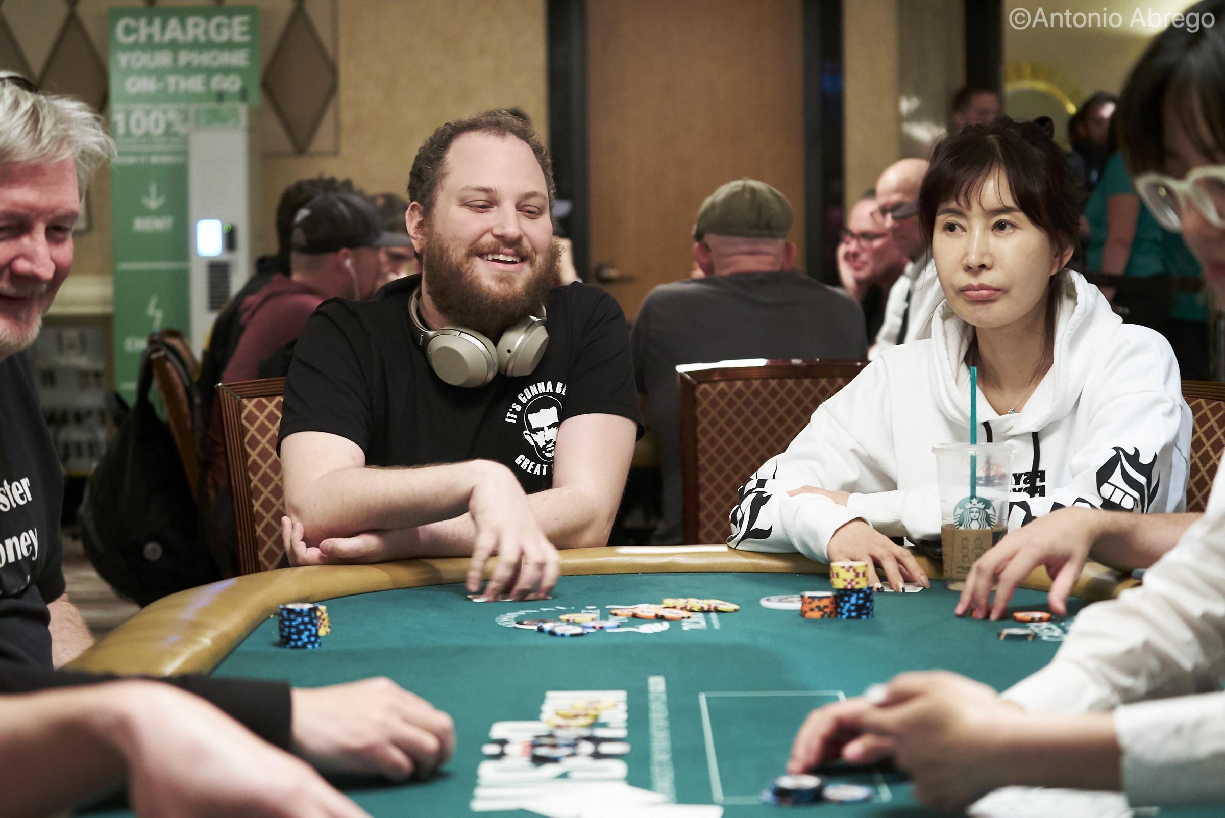Scott Seiver & Jiyoung Kim