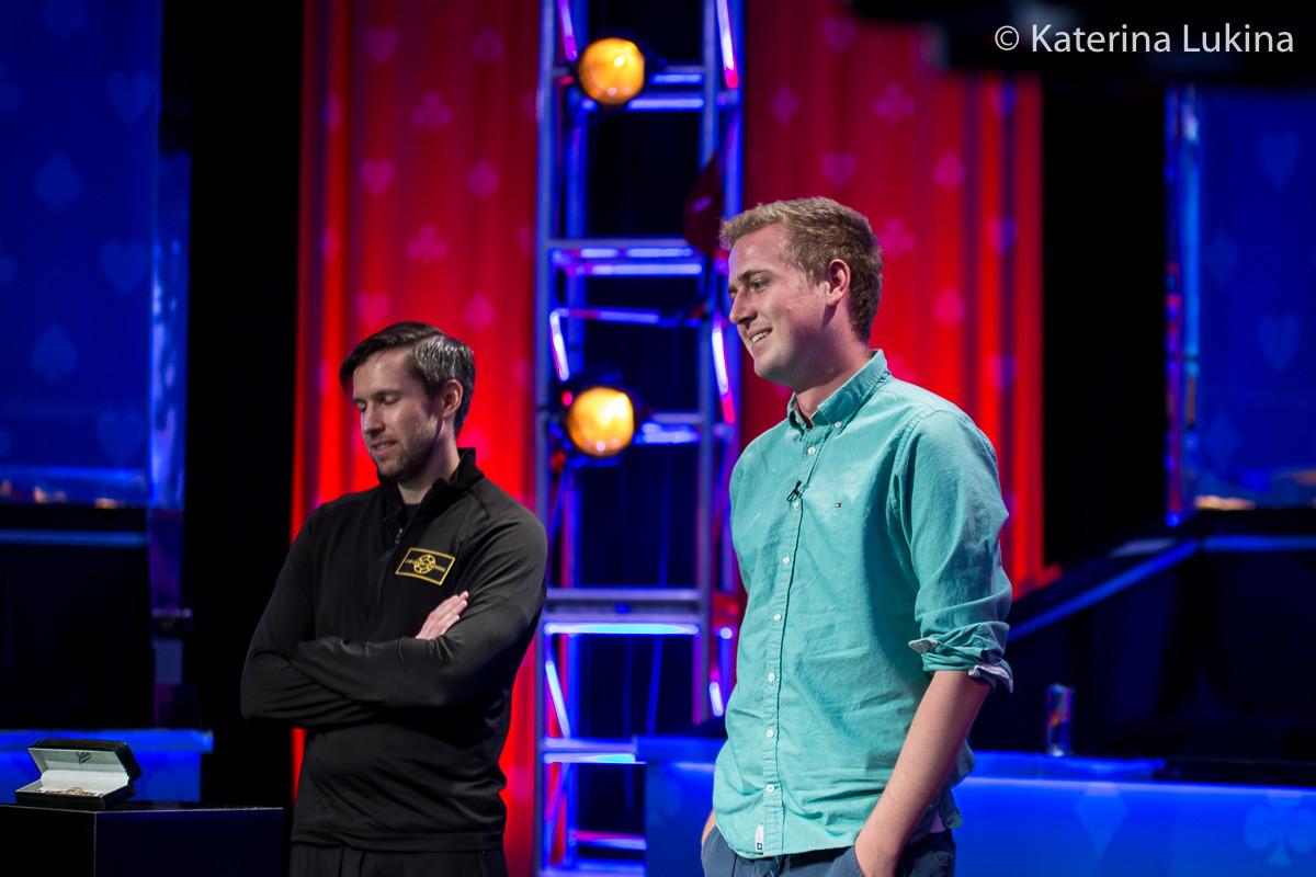 Tom Koral and Freek Scholten