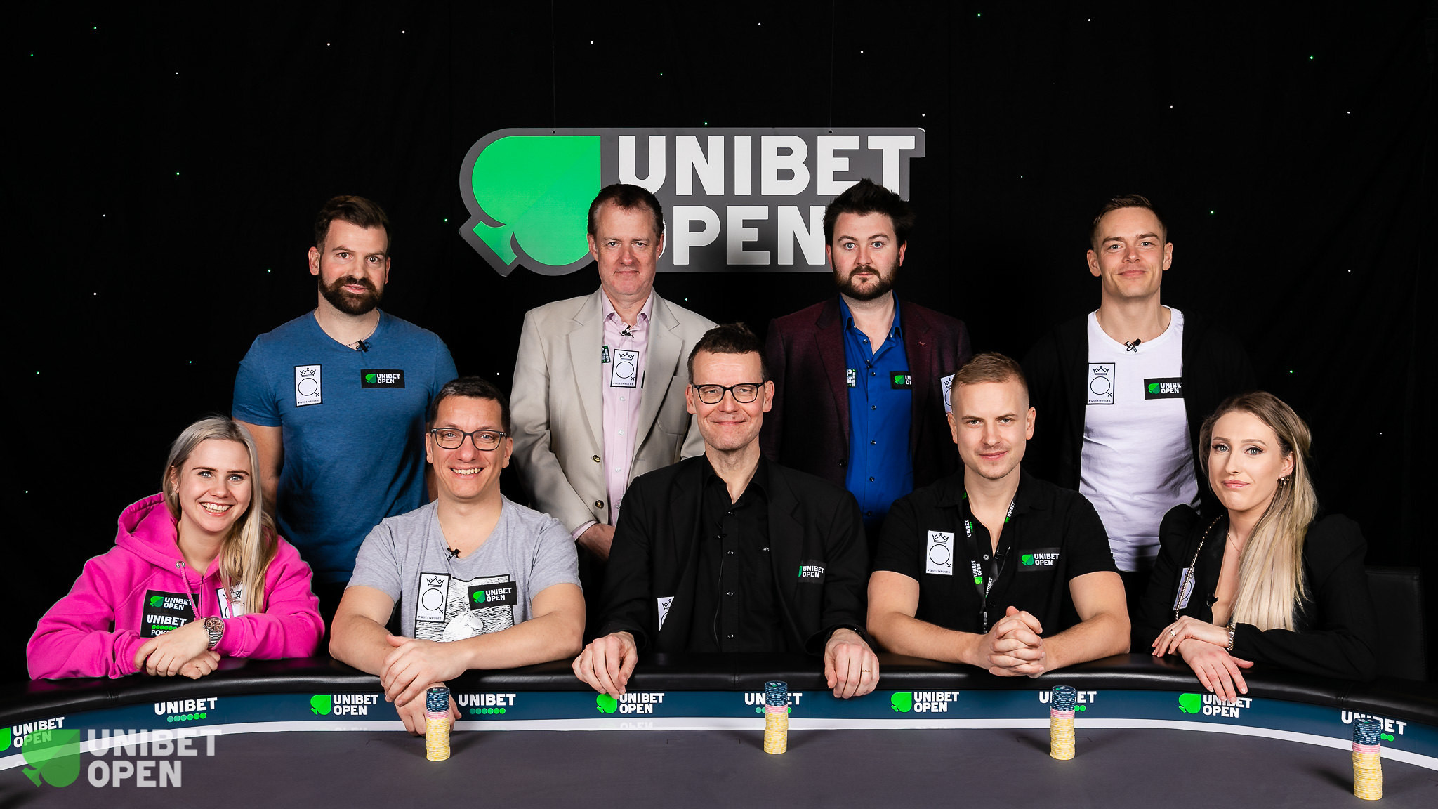 Unibet Open Dublin Battle Royale