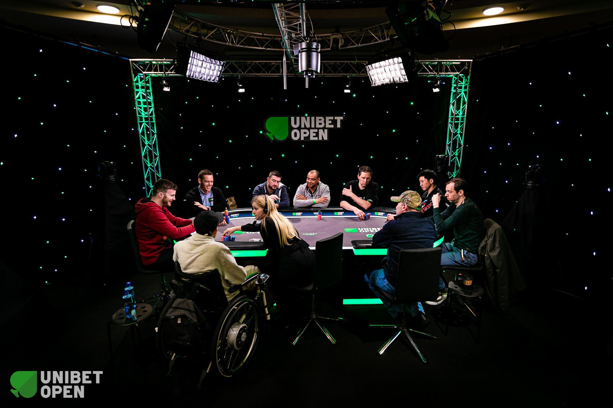 Unibet Open Dublin Final Table