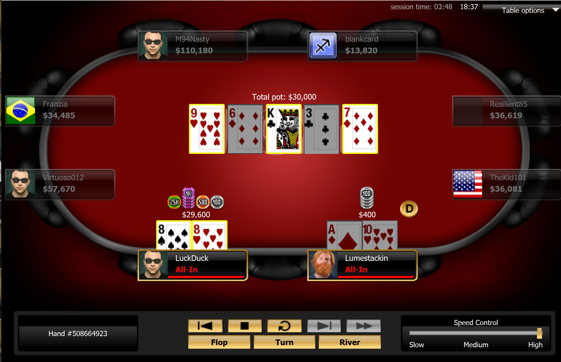 Hellmuth Loses Race to Lawhun Then Rebuys