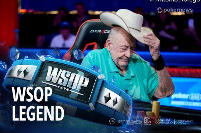 WSOP Legend: Doyle Brunson