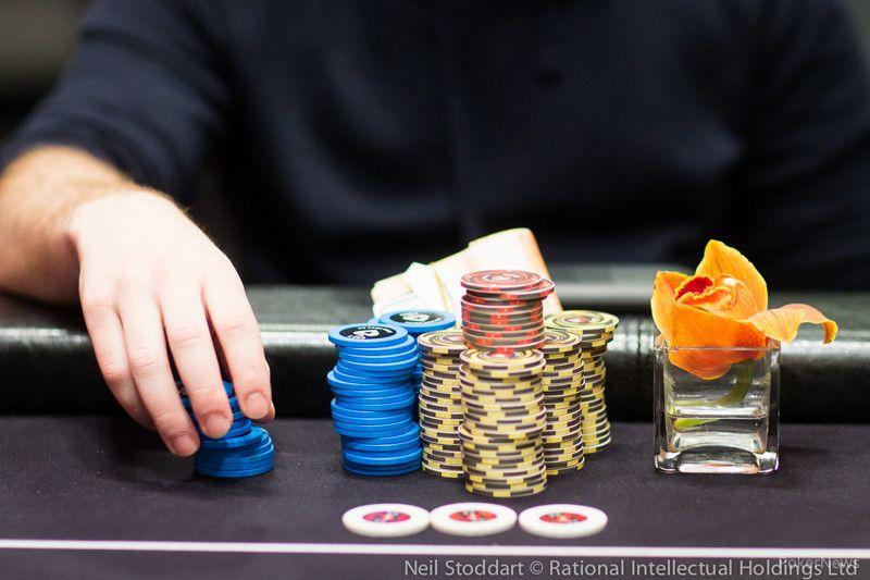 PokerStars Championship Macau timebank chips