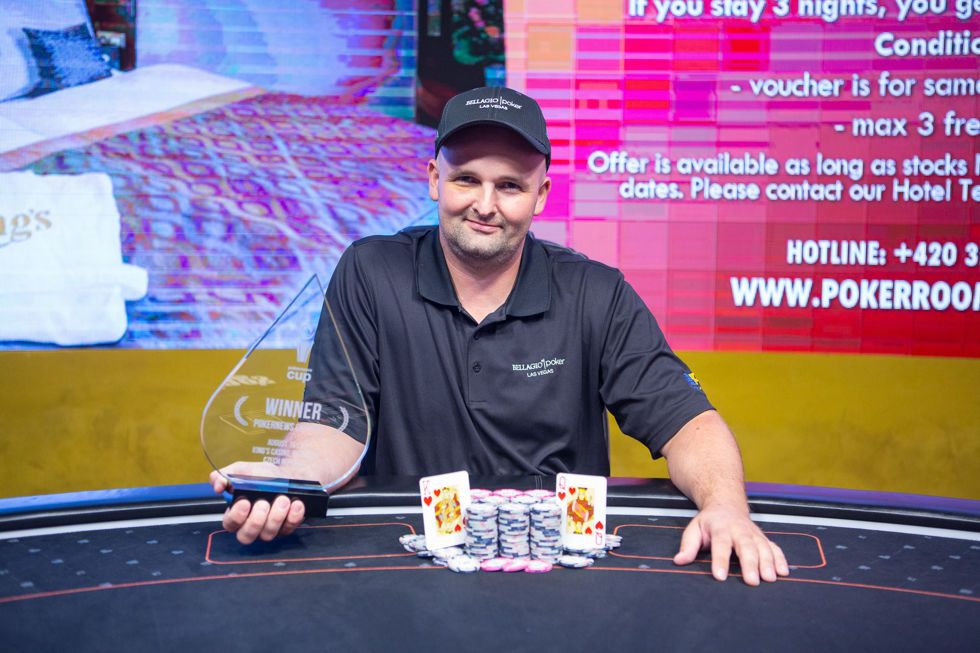 Holger Bansner Wins the 2017 PokerNews Cup Rozvadov