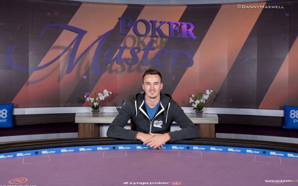 Steffen Sontheimer - 2017 Poker Masters Event 2 Winner