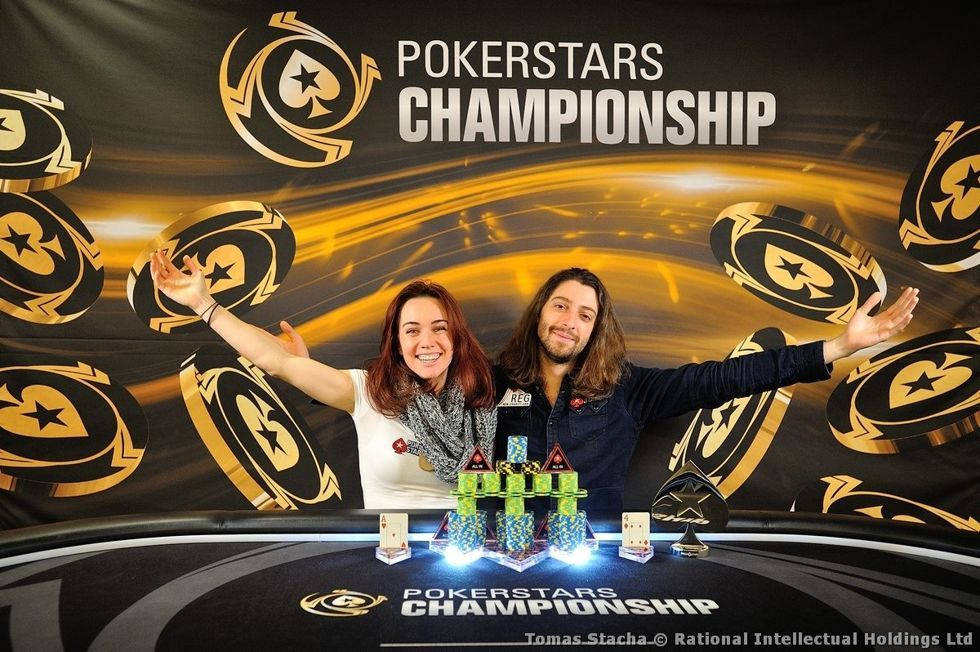 Igor Kurganov Wins the €25,500 Single-Day High Roller II