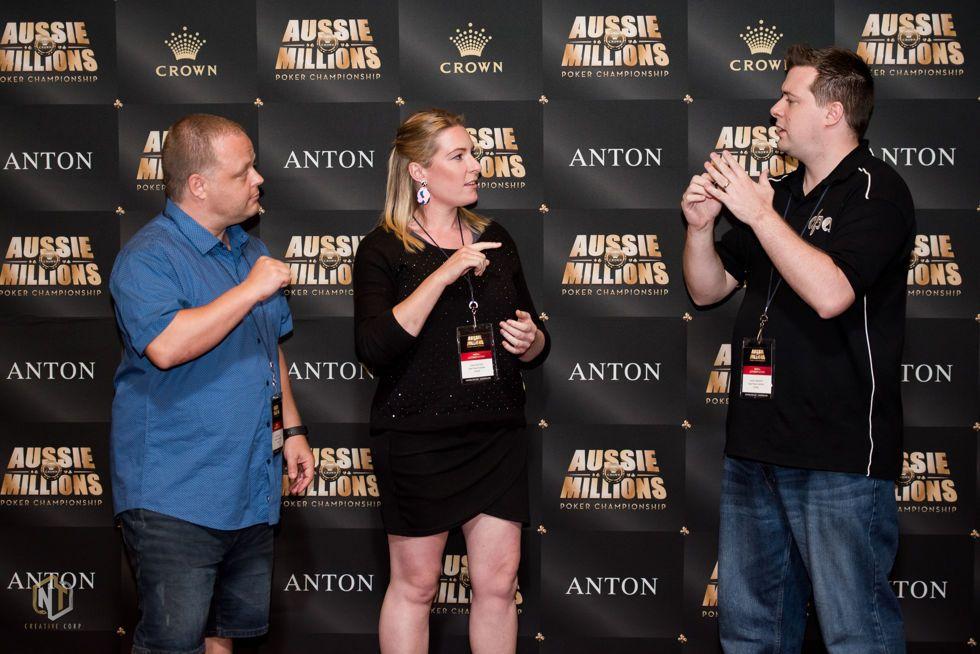 Deaf Poker Australia