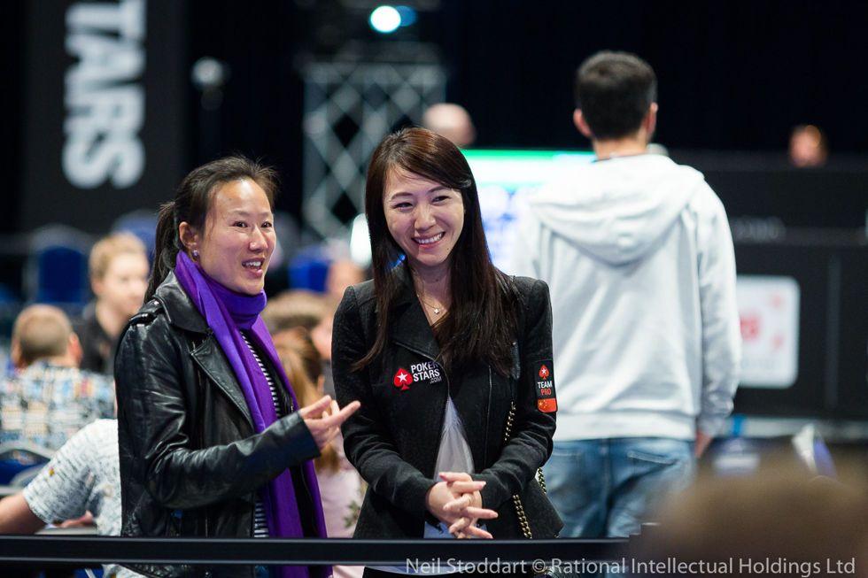 Sosia Jiang & Celina Lin