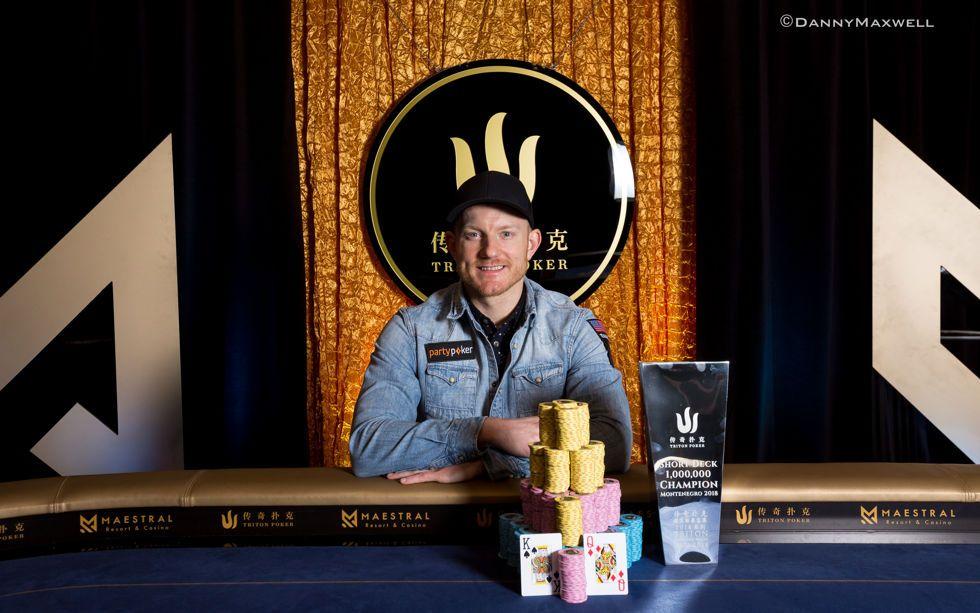 Jason Koon - 2018 Triton Super High Roller Series MontenegroHKD $1,000,000 Shor