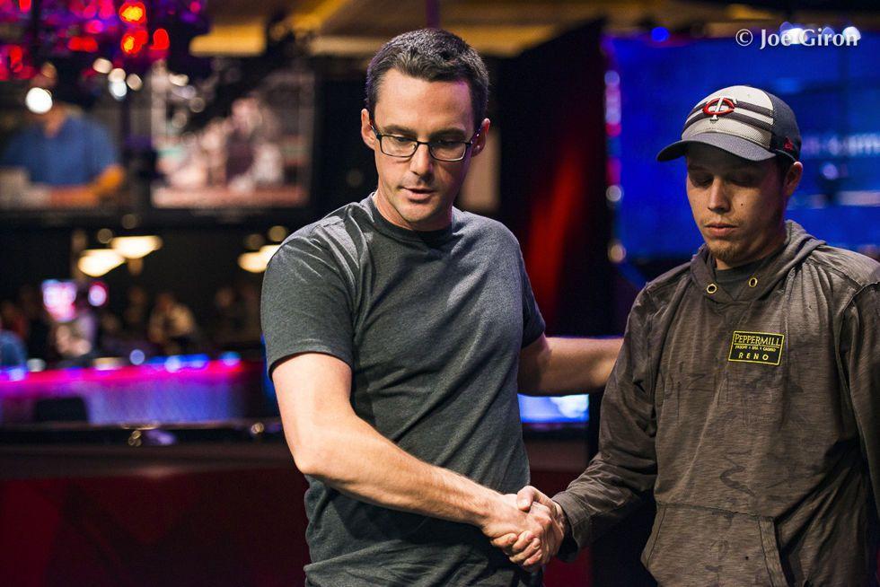 Eric Baldwin and Ian Steinman