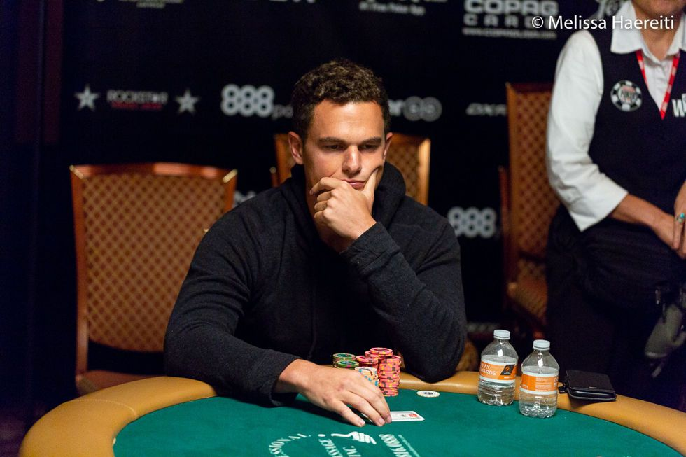 Runner-up, Matt O'Donnell, denied his second WSOP bracelet