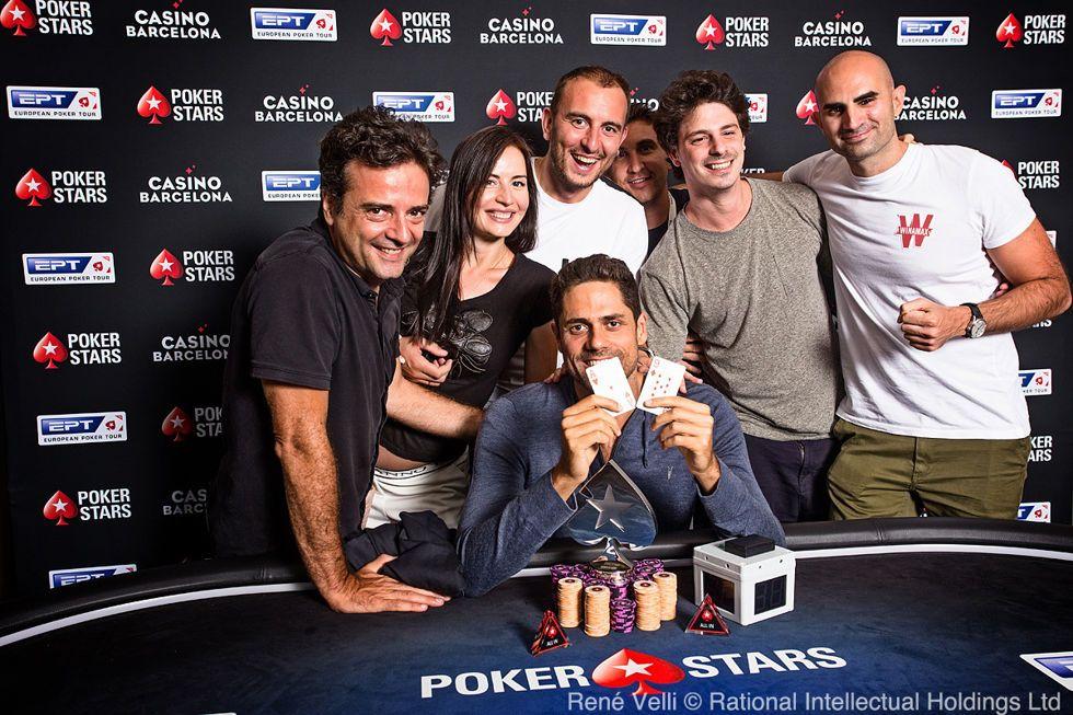 Benjamin Pollak Wins the €50,000 Single-Day High Roller