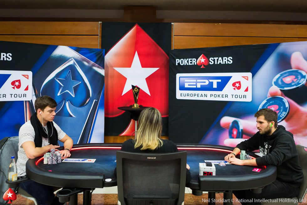 Heads Up at EPT Prague Main Event