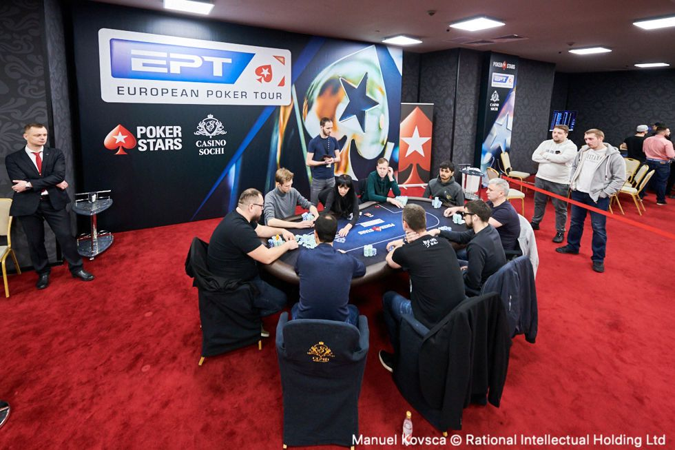 EPT National Final Table