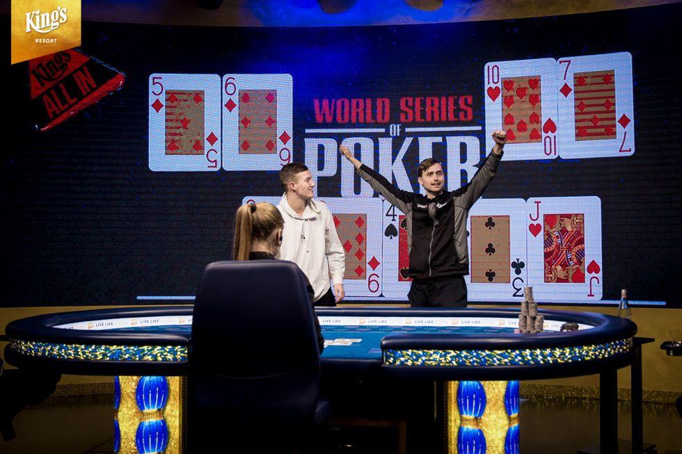 Martin Kabrhel Wins the WSOPC Main Event