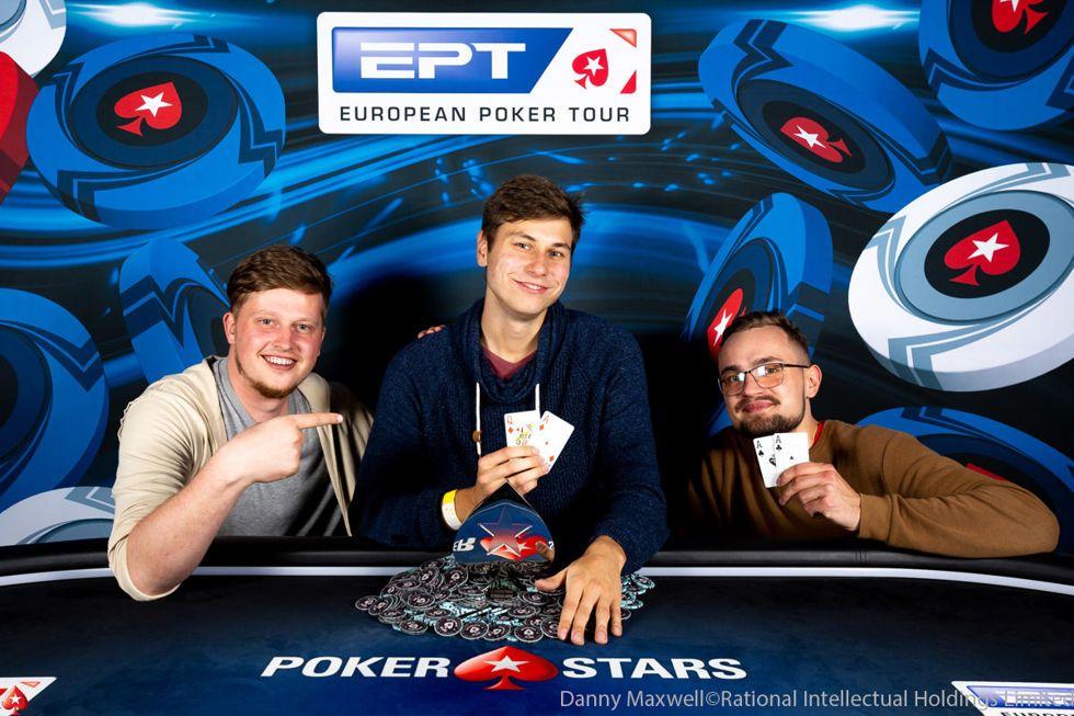 Marius Kudzmanas - 2019 PokerStars and Monte-Carlo®Casino EPT€1,100 No-Limit Ho