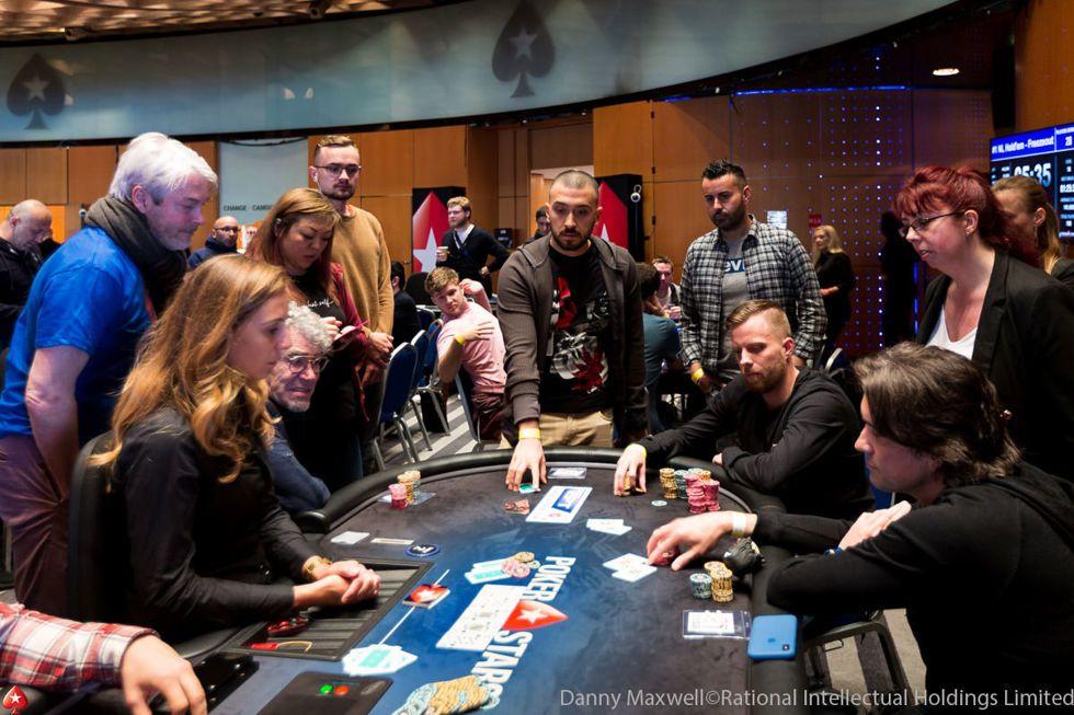 Zorlucan Er bubbles 2019 PokerStars and Monte-Carlo®Casino EPT€1,100 No-Limit H