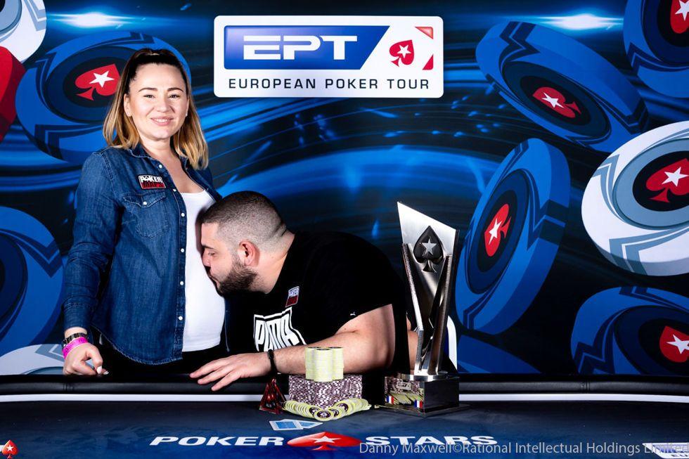 Stefano Schiano - €1,100 French National Championship Winner