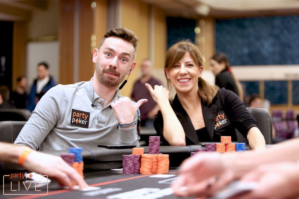 Ludovic Geilich & Kristen Bicknell