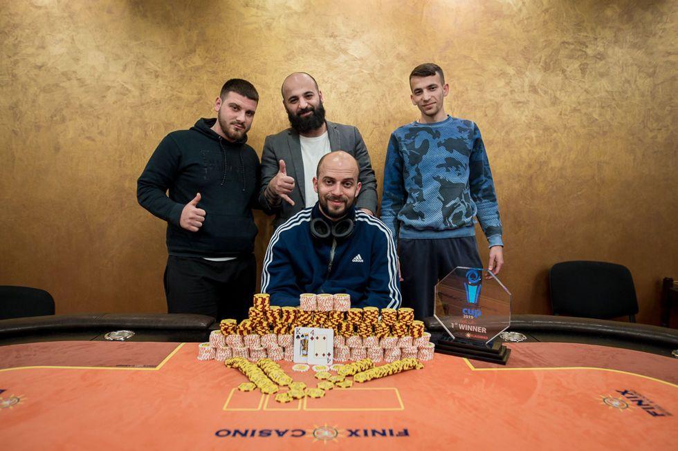 Dimitrios Michailidis and Friends