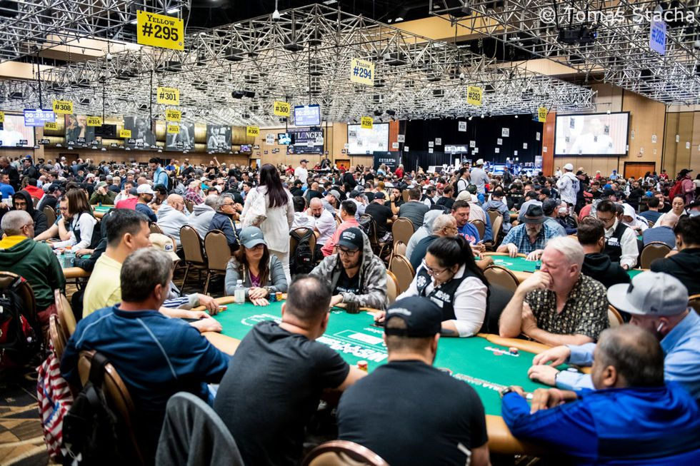 The Big 50 is down to 127 players