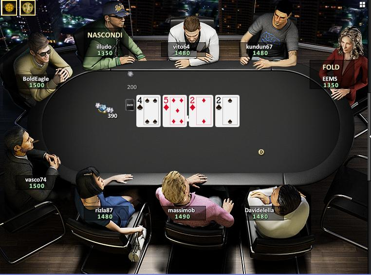poker greenstein