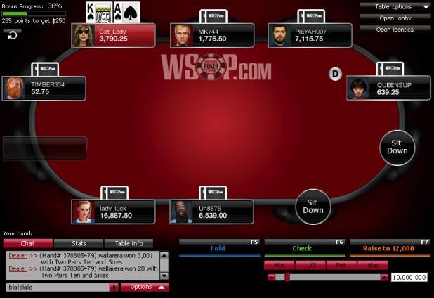 Kursseja pokeria