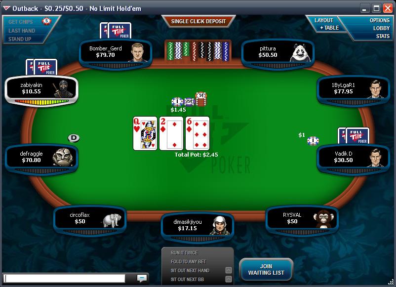 Www.tilt-poker.net
