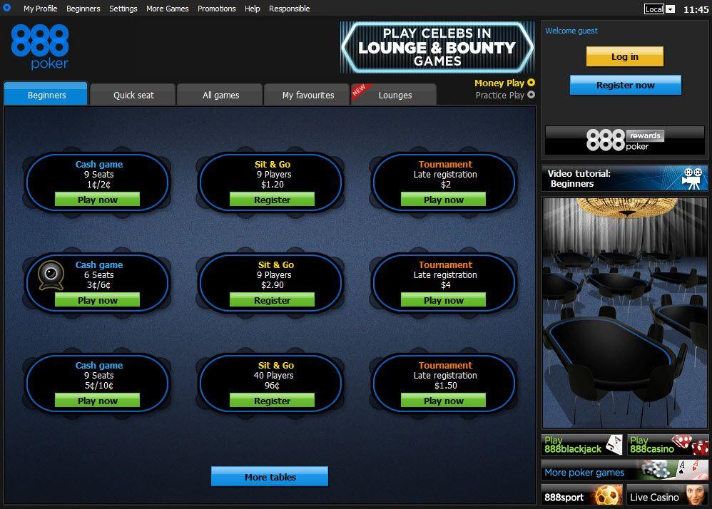 888 Casino Net Free Download