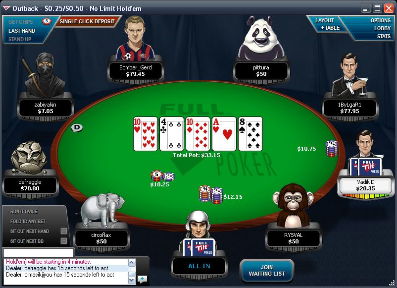 Can i play full tilt poker on my ipad what to do after a gambling relapse