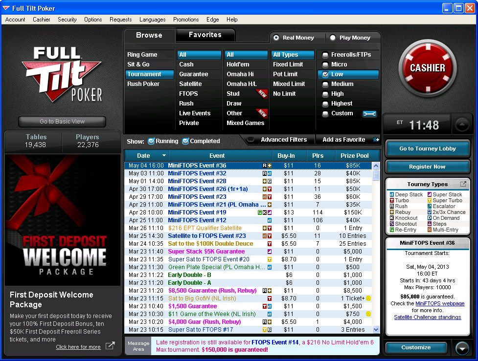 Full tilt poker platinum edge sac a dos a roulette adidas